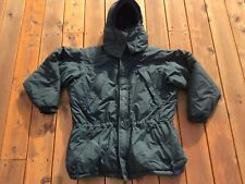 Vintage 90's Patagonia Puffer Parka,Men's Large Hooded Ski Snow Green