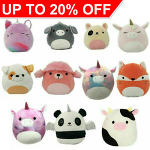 Squishmallow 7.5Inch(20cm) Plush Dolls Pillow Kids Gifts *Choose Your Favourit