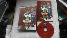 Les Sims 2 Seasons Expansion Pack PC DVD-ROM V.G.C. FAST POST complet