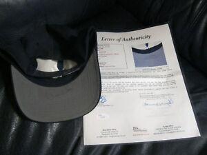 Derek Jeter Autographed Hat JSA Certified