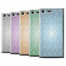 Metallic Mobile Phone Cases, Covers & Skins for Sony Xperia XZ Premium