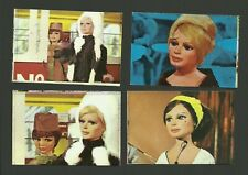 Thunderbirds Gerry Anderson Scarce 1967 Spanish Cards Lot M