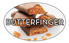 """Butterfinger Labels 500 per Roll Food Merchandise Store Stickers 1.25"""" x 2"""""""