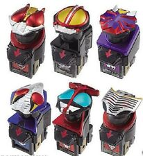 BANDAI KAMEN MASKED RIDER FOURZE LEGEND RIDER DX SWITCH ASIA EDITION 6pcs SET