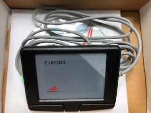 Adesso Gp-160ub Two-button Touchpad Blk Usb (gp160ub) Cirque Easy Cat