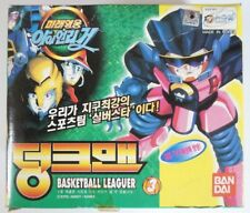 BANDAI IRON LEAGUER : BASKETBALL TOP JOY LEAGUER  Model Kit Rare
