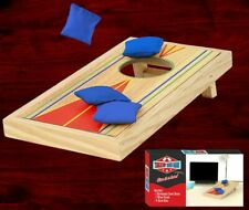 Tabletop Wooden Mini Cornhole Game