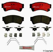 Brembo Disc Brake Pad fits 2006-2008 Mercury Milan  WD EXPRESS