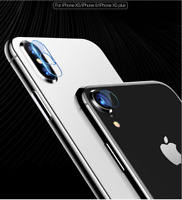2 X Back Rear Camera Lens Tempered Glass Protector For Apple iPhone Xr