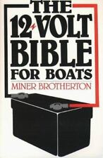 The 12-Volt Bible for Boats NEW