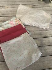 Jumping-Beans-Enchanted Gardens- Full Size Fitted Sheet, 2 Shams, 3 Pillowcases