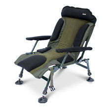 ABODE® Carp Fishing Camping Folding Easy-Arm™ Lo-Armchair Sport Chair