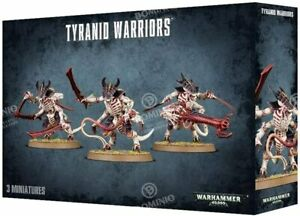 Tyranid - Tyranid Warriors