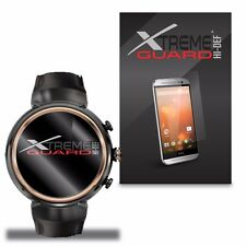 6-Pack Clear XtremeGuard HI-DEF Screen Protector For Asus Zenwatch 3