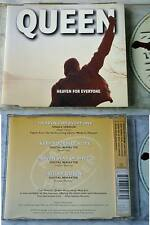 QUEEN Heaven For Everyone .. 1995 Parlophone Maxi CD