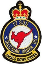 USAF 17th SOS SPECIAL OPERATIONS SQUADRON PATCH