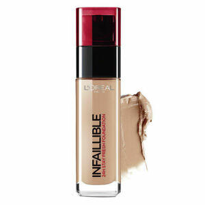 L'Oreal Infallible Stay Fresh 24HR Foundation - CHOOSE COLOUR