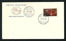 Italia 1968 : Arrigo Boito - FDC Cavallino / 1° giorno di emissione
