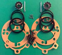 NEW Land Rover Series 1 2 2a 3 MAP FREE WHEEL HUB Complete Service Rebuild Kit