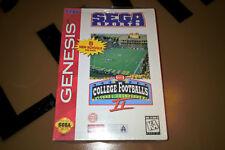 # Sega Mega Drive-College Football 's National Championship us-Import-nuevo #