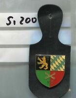 Bundeswehr Brustanhänger Panzerartilleriebataillon 105 Hu 155 (Si200)