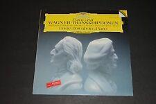 Franz Liszt Wagner-Transkriptionen Daniel Barenboim, Tannhauser FAST SHIPPING!!