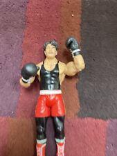Action Figures: Roberto Duran - Rocky 2 - 2006 - Jakks F1