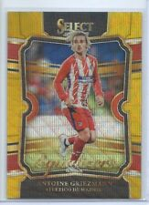2017-18 PANINI SELECT GOLD PARALLEL EQUALIZERS ANTOINE GRIEZMANN /10 FRANCE