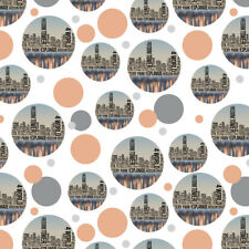 New York City Ny Word Skyline Premium Gift Wrap Wrapping Paper Roll