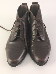 The Leather Collection Brazil Women's Shoes Career Pointy Toe Casual Size 8.5