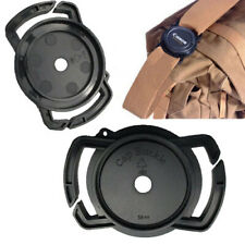 52mm 58mm 67mm Buckle Lens Cap Holder For Canon Nikon Sony Pentax Sigma DSLR