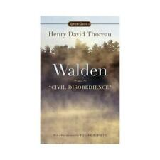 Walden, or, Life in the Woods by Henry David Thoreau, W. S. Merwin (introduct...