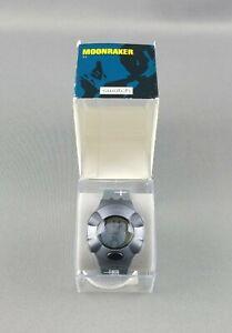 Swatch 007 Moonraker 1979 James Bond 40th Anniversary (2002) Men's Wristwatch