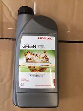 GENUINE HONDA GREEN DIESEL ENGINE OIL FOR CRV / CIVIC 1.6 DIESEL ENGINES - 1 LIT