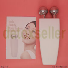 Micro current Facial Toning Lines Wrinkles Reduce Skin Toner Lifting Firming