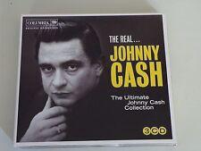 Johnny Cash – The Real... Johnny Cash [2011 3CD Boxset]