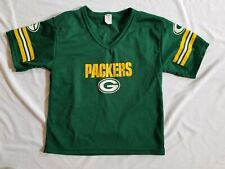 Green Bay Packers Costume Jersey M Franklin Youth Medium Football