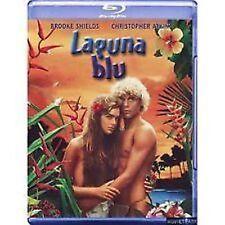 Blu Ray LAGUNA BLU ***Contenuti Speciali***  ......NUOVO