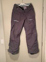 Columbia Convert Base TRX Gray Snowboard Pants Mens Size S