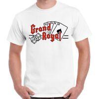 Grand Royal 90s Record Company Logo Beastie Boys Retro Tshirt 97