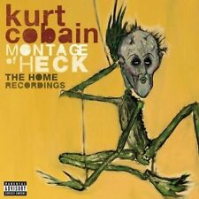 Kurt Cobain - Montage of Heck - New Deluxe 31 Track 2LP 180g Soundtrack + MP4D/L