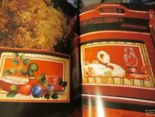 Country Parcels Collection Painting Book #2-McPeek- Granitewear/Berries/Swan/Duc