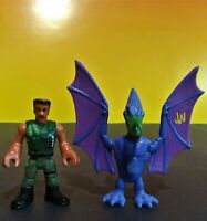 Hasbro Playskool Heroes Jurassic World Pteranodon Loose