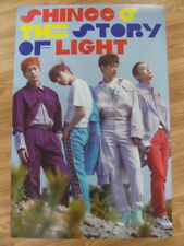 SHINee - THE STORY OF LIGHT [EP.2] CD W/BOOKLET+PHOTOCARD+ UNFOLD  POSTER K-POP