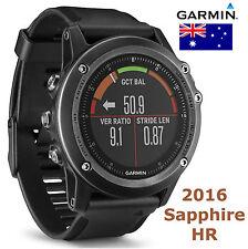 Garmin Fenix 3 Sapphire HR GPS Watch Heart Rate Monitor Cycling Bike HRM Running