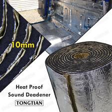 86sq.ft Car Bonnet Body Heat Insulation Deadener Sound Shield Alumium Foil 8X1M