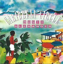 MONTY ALEXANDER / CARIBBEAN CIRCLE * CD *