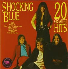 CD - Shocking Blue - 20 Greatest Hits - A595