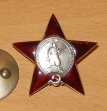 UdSSR Orden el Rojos Estrella Nº 1888458