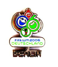 "SPORT PIN/PINS-FIFA WORLD CUP GERMANIA 2006 ""Berlino"" [2149b]"